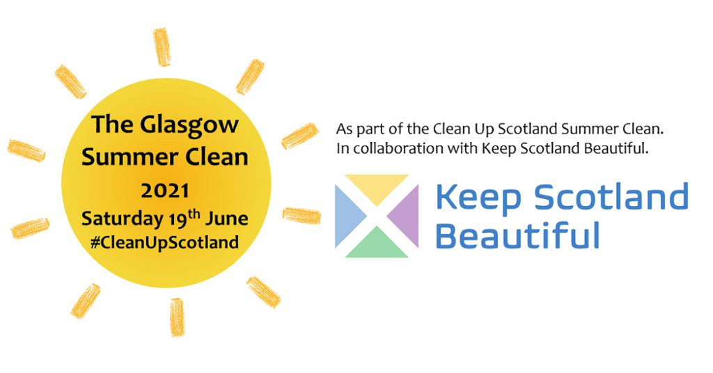 Cleanup Glasgow Summer Clean